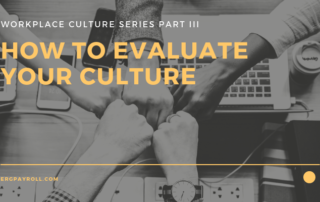 assess your company culture