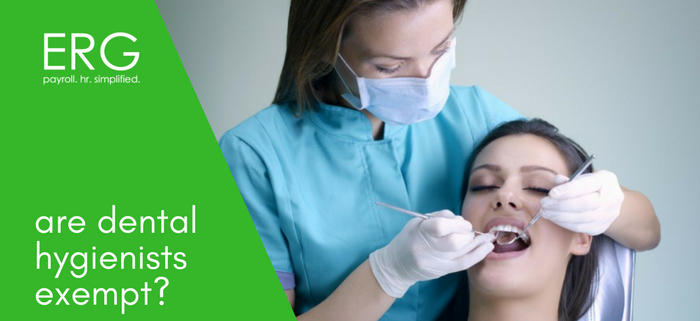 Are Dental Hygienists Exempt?