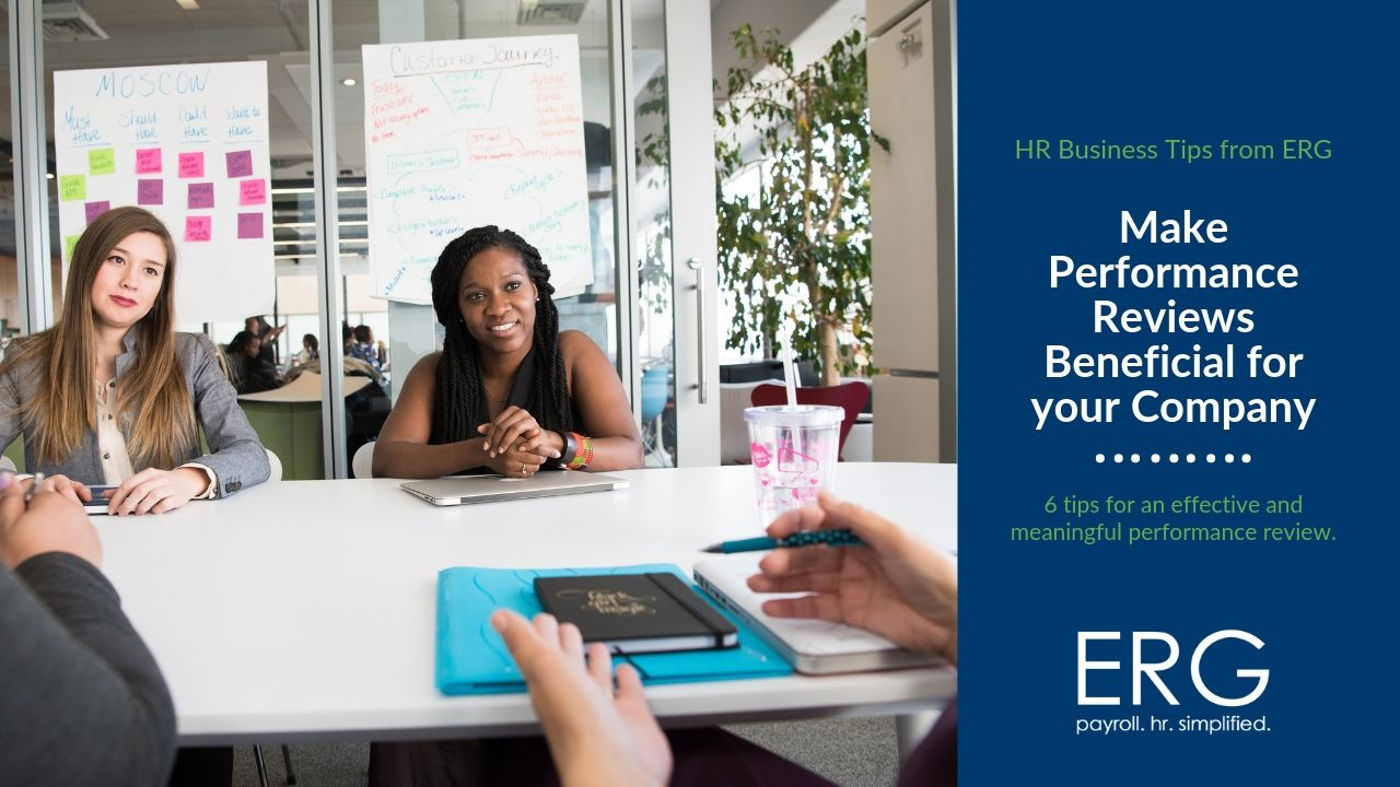 Make Performance Reviews Beneficial for your Company