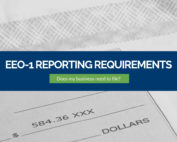Payroll check for EEO Requirements