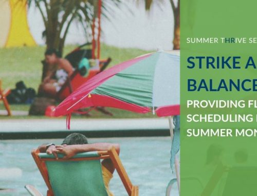 Flexible Work Schedules During the Summer