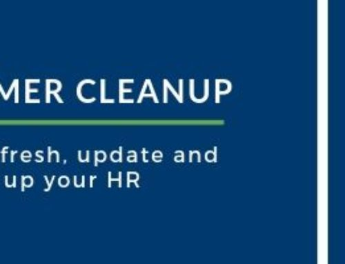 The Benefits of an HR Cleanup
