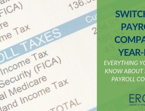 Switching Payroll Companies Year-End